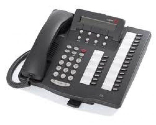 Avaya 6424D+M Telephone | 24 Line Display | Refurbished