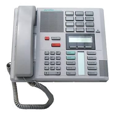 Telecom Systems Black Norstar M7310 Nortel M7310 Nortel M7310 ...