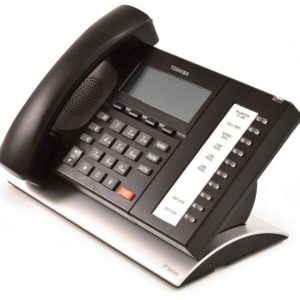 Toshiba - IP5122-SD 10 button IP Telephone (with backlit LCD Display)