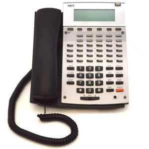 NEC 890065 | Aspire 34 Button IP Display Phone | Refurbished