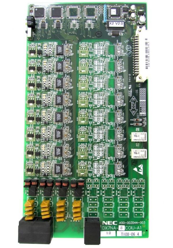 NEC 8COIU | 1091009 | DSX 80/160 8 Port Line Card | Refurbished