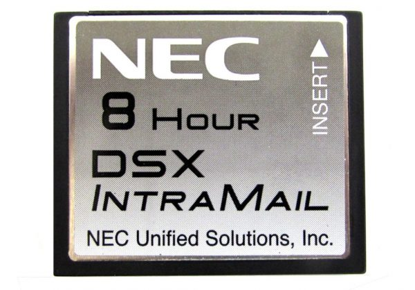 NEC DSX Intramail 4 Port 8 Hour Voice Mail | 1091011 | Refurbished