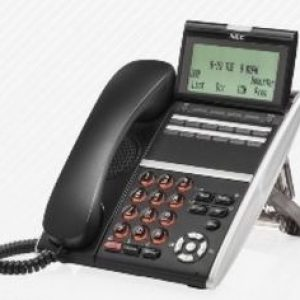 NEC ITZ-12D-3 12 Button IP Display Phone (660002)