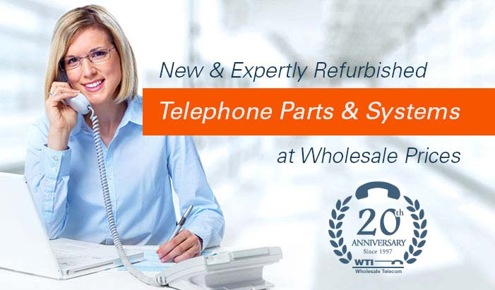 New Expertly Refurbished Telephone Systems 20th Anniversary