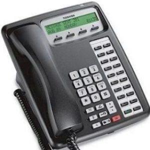 Toshiba - IPT2020SD Telephone- 20 btn. Display/Speaker IP phone