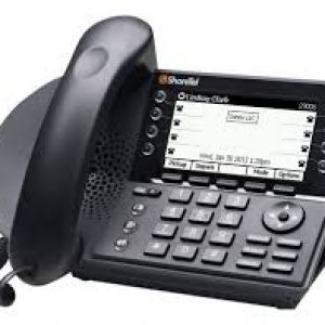 Shoretel - IP480G Telephone (Black)