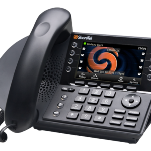 Shoretel - IP485G Telephone (Black)