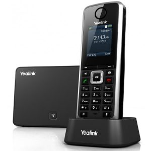 Yealink W52P DECT Cordless Handset and Base Unit (SIP-W52P)
