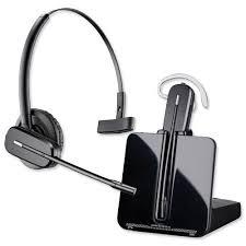 Plantronics Cs540 Wireless Headset New Wholesale Telecom Inc