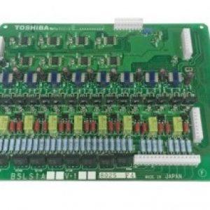 Toshiba - BSLS 8 Port Analog Station Card Sub-Assembly