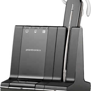 Plantronics - Savi 740 Wireless Headset - 8354201 (New)
