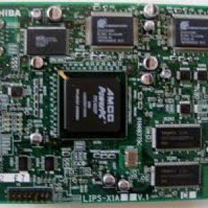 Toshiba - LIPS-X1A- 16 Port IP Sub Assembly Card
