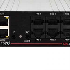 Epygi QX200 IP VOIP System- (4 POTS X 24 IP x 2 Analog St.) NEW