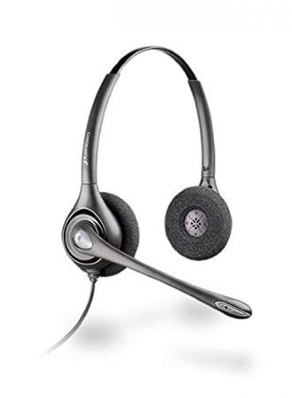 Plantronics - H261N SupraPlus Headset with Noise Cancelling Mic