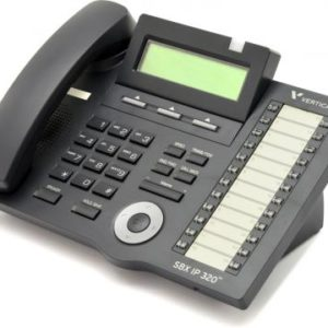 Vertical 4024-00 24 Button Digital Phone - Vodavi SBX IP 320 - Refurbished