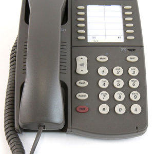 Avaya 6221 Single Line Telephone (700287758)