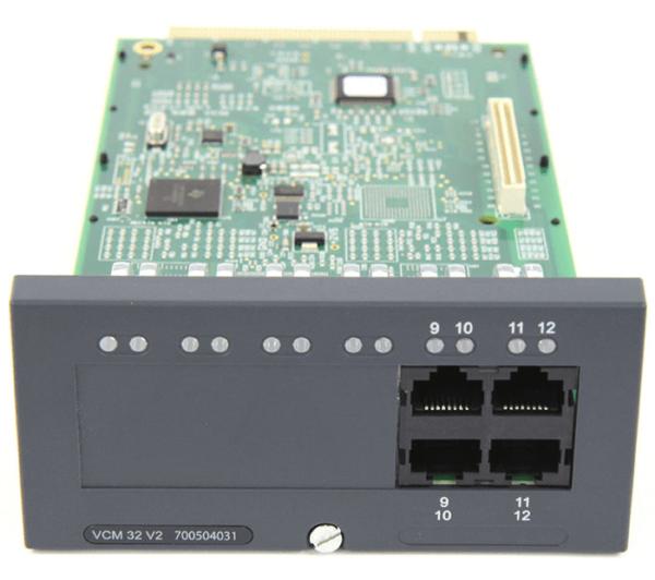 Avaya IP500 VCM 32 V2 Base Card (700504031) New