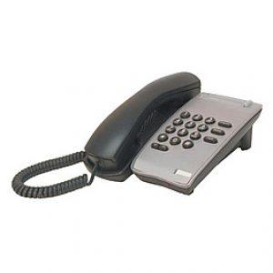 NEC UX5000 Black Single Line Telephone (780020)