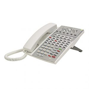 NEC DSX 34- Button Backlit Display Telephone/ White (1090026) Refurbished