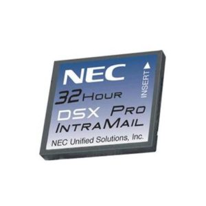 NEC DSX Intramail Pro 8- Port/ 32- Hour Voice Mail- 128 Mailboxes (1091053) Refurbished