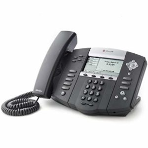 Polycom - SoundPoint IP 560 HD 4 Line Phone (220012560025)