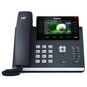 Yealink SIP-T46S Enterprise HD VOIP Phone (SIP-T46S) New