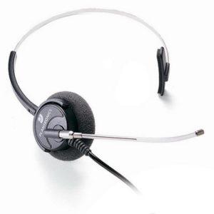 Plantronics - H51 Monaural Corded Headset