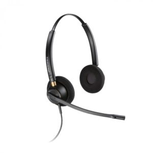 Plantronics - HW520 EncorePro Binaural Headset (8943401)