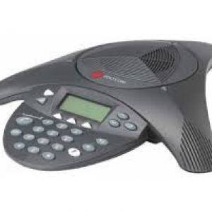 Polycom - SoundStation 2 EX LCD Conference Phone  (2200-16200-601)