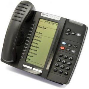 Mitel - MiVoice 5320e IP Dual Mode Large Gigabit Phone (50006474)