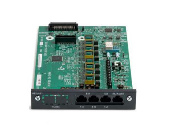 NEC SL2100 0x8x2 Digital/Analog Station Card (BE116506)