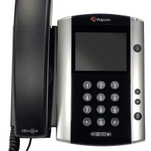 Polycom VVX 500 IP Phone (2200-44500-001)