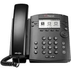 Polycom - VVX 311 Gigabit IP Telephone (2200-48350-025)