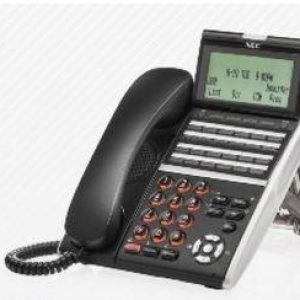 NEC ITZ-24D-3 24 Button IP Display Phone (660004)
